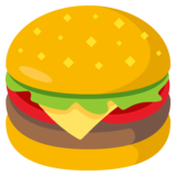 Hamburger on EmojiOne 3.0