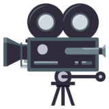 Movie Camera on EmojiOne 3.0