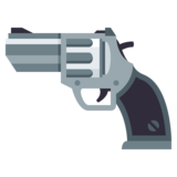 Pistol on EmojiOne 3.0