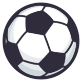 Soccer Ball on EmojiOne 3.0