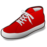 Running Shoe on emojidex 1.0.33