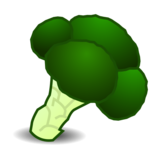 Broccoli on emojidex 1.0.33