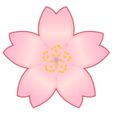 Cherry Blossom on emojidex 1.0.33