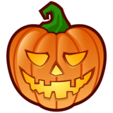 Jack-O-Lantern on emojidex 1.0.33