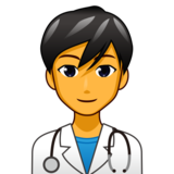 Man Health Worker on emojidex 1.0.33