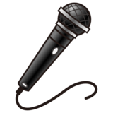 Microphone on emojidex 1.0.33