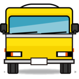 Oncoming Bus on emojidex 1.0.33