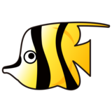 Tropical Fish on emojidex 1.0.33