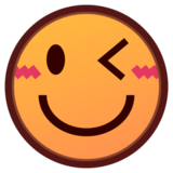 Winking Face on emojidex 1.0.33