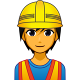 Construction Worker on emojidex 1.0.34