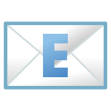 E-Mail on emojidex 1.0.34
