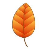 Fallen Leaf on emojidex 1.0.34