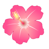 Hibiscus on emojidex 1.0.34