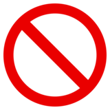 Prohibited on emojidex 1.0.34