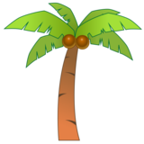 Palm Tree on emojidex 1.0.34