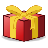 Wrapped Gift on emojidex 1.0.34