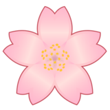 Cherry Blossom on emojidex 1.0.14