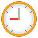 Nine O'clock on emojidex 1.0.14