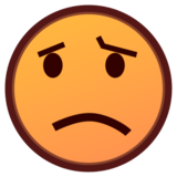 Confused Face on emojidex 1.0.14
