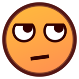 Face With Rolling Eyes on emojidex 1.0.14