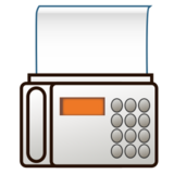 Fax Machine on emojidex 1.0.14