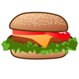 Hamburger on emojidex 1.0.14