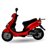 Motor Scooter on emojidex 1.0.14