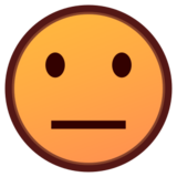 Neutral Face on emojidex 1.0.14