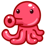 Octopus on emojidex 1.0.14