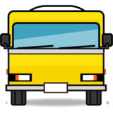 Oncoming Bus on emojidex 1.0.14