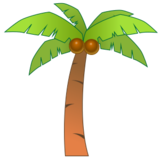 Palm Tree on emojidex 1.0.14