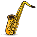 Saxophone on emojidex 1.0.14