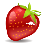 Strawberry on emojidex 1.0.14