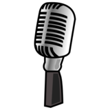 Studio Microphone on emojidex 1.0.14