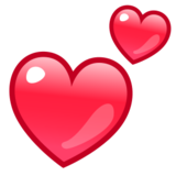 Two Hearts on emojidex 1.0.14