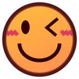 Winking Face on emojidex 1.0.14