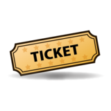 Ticket on emojidex 1.0.22