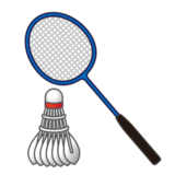 Badminton on emojidex 1.0.24