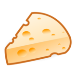 Cheese Wedge on emojidex 1.0.24