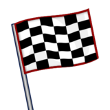 Chequered Flag on emojidex 1.0.24