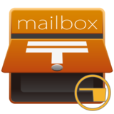 Open Mailbox With Lowered Flag on emojidex 1.0.24