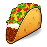 Taco on emojidex 1.0.24