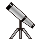 Telescope on emojidex 1.0.24