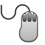 Computer Mouse on emojidex 1.0.24