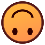 Upside-Down Face on emojidex 1.0.24