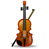 Violin on emojidex 1.0.24