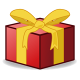 Wrapped Gift on emojidex 1.0.24