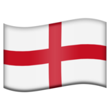 Flag for England (GB-ENG) on Emojipedia 5.2
