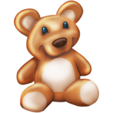 Teddy Bear on Emojipedia 11.1