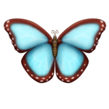 Butterfly on Emojipedia 3.0